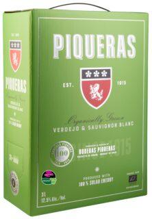 Bodegas Piqueras Sauvignon-Verdejo BIB